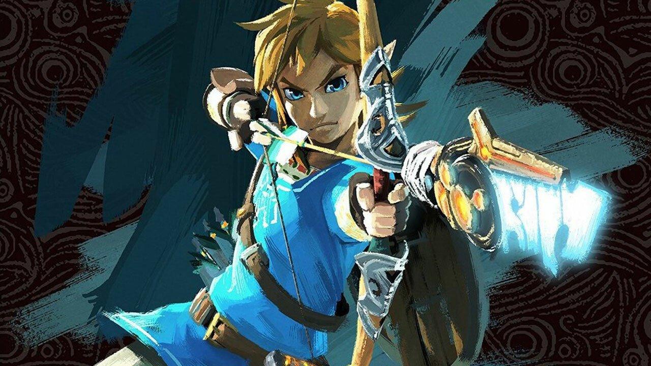 Nintendo Switch Not Releasing Alongside Zelda: Breath of the Wild