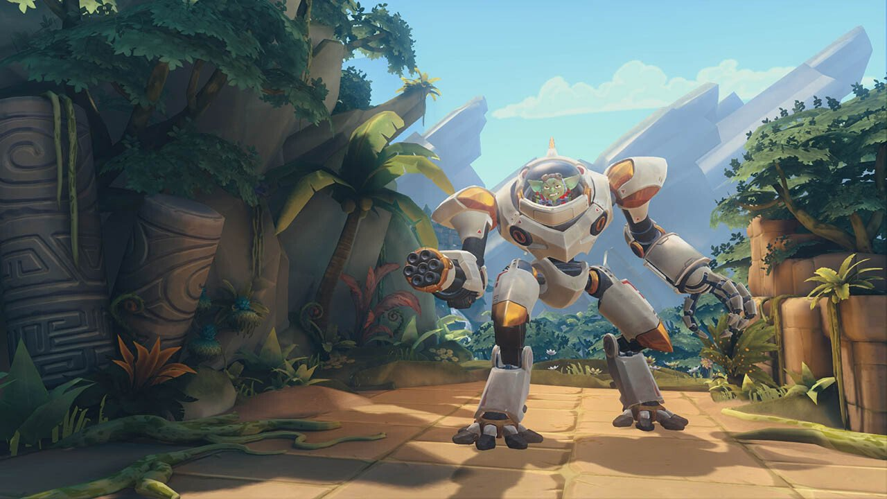 Paladins Enters Steam Top 5, Boasts Growing Player Count