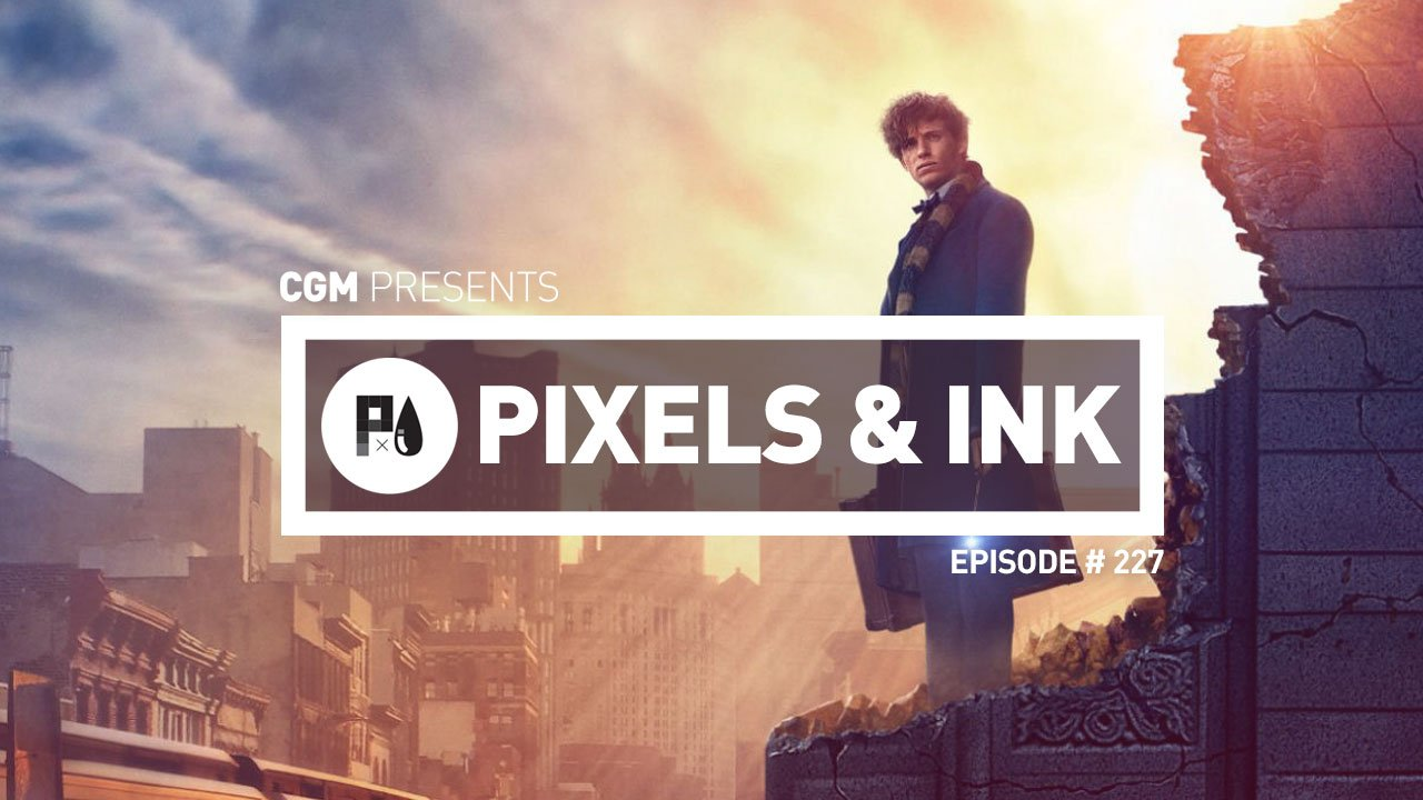 Pixels & Ink #227 - Fantastic Pokemon Party 1