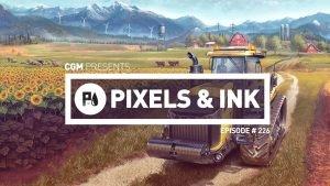 Pixels & Ink #226 - Dr. Phil Hacksaw