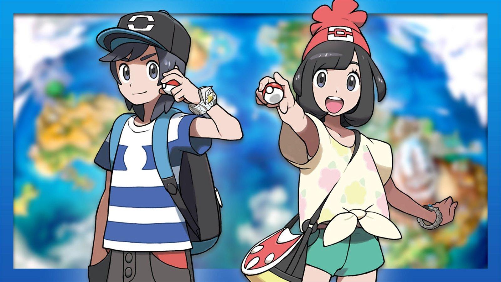 Pokmon Sun 3ds Review Pokemon Moon