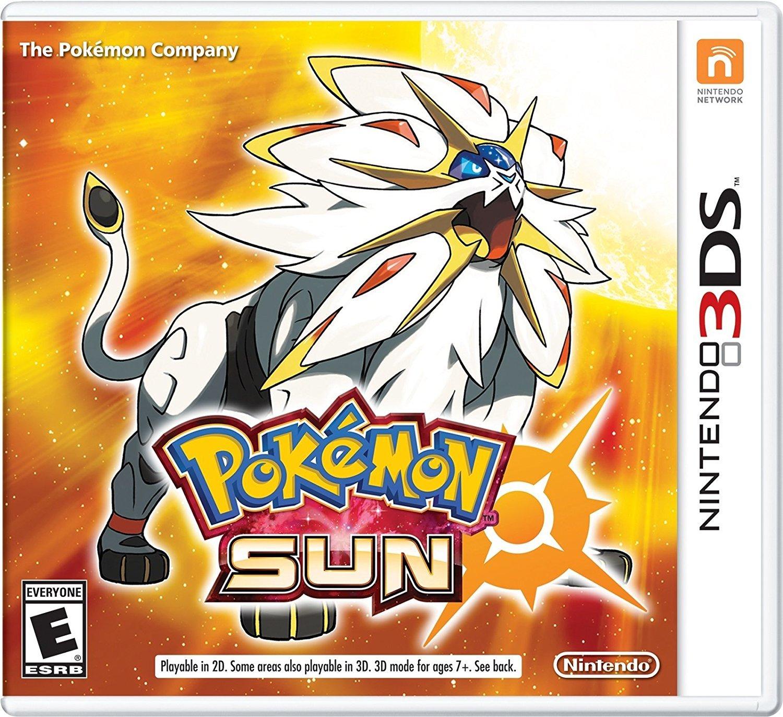 Pokémon Sun (3DS) Review 1