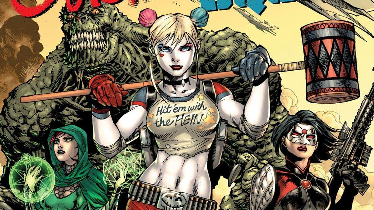 Suicide Squad Rebirth: The Black Vault (Comic) Review 2