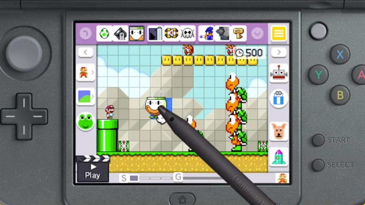 Super Mario Maker 3Ds Review 3