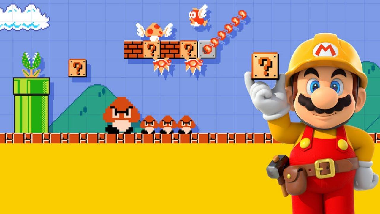 Super Mario Maker 3DS Review 1