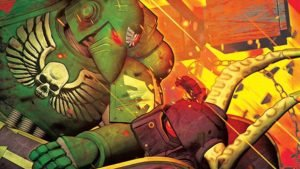 Warhammer 40,000: Will of Iron (Comic) Review