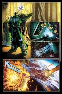 Warhammer 40K: Will of Iron (Comic) Review 2