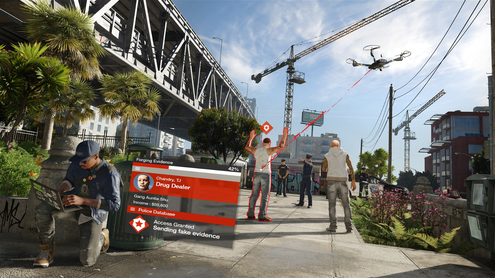 Watch Dogs 2 (Ps4) Review 11