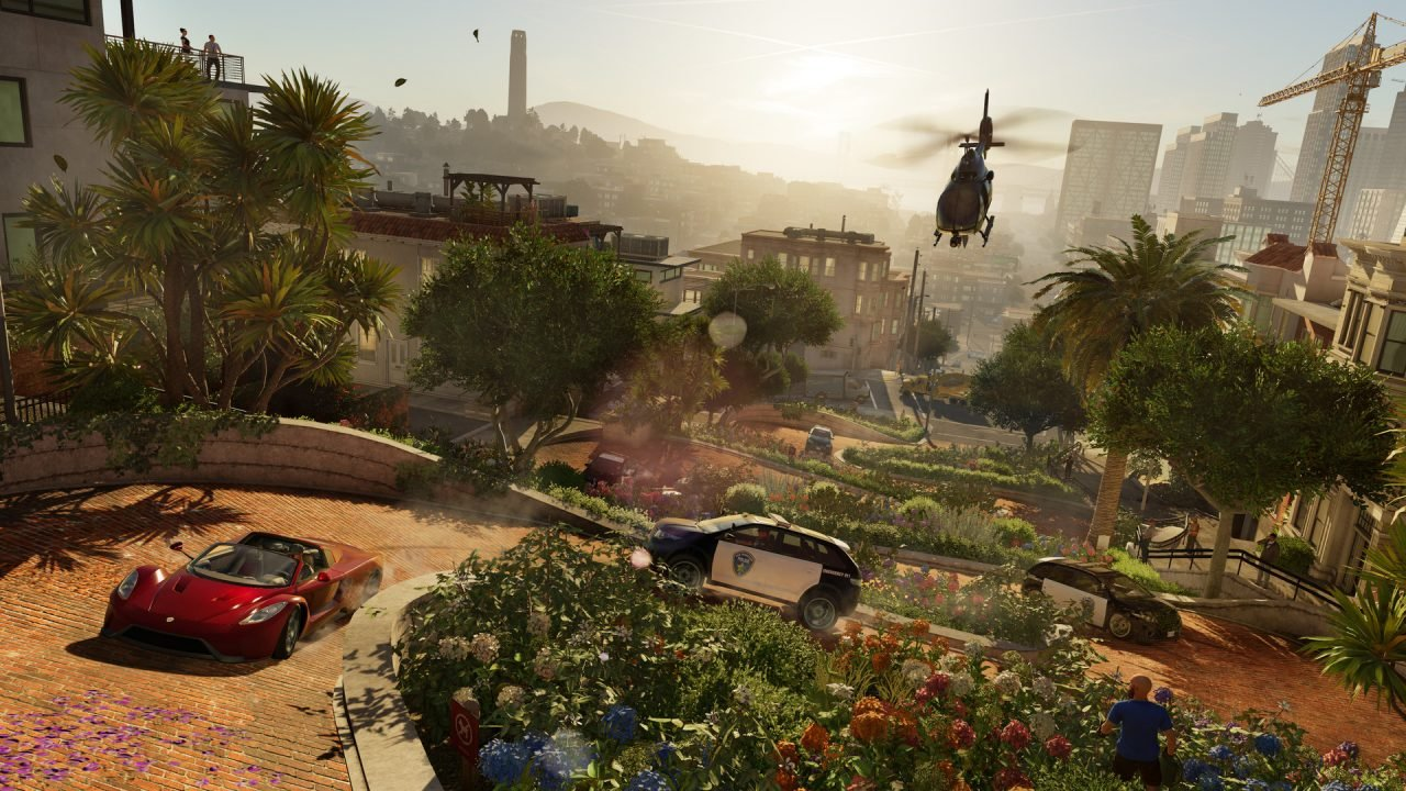 Watch Dogs 2 (PS4) Review 4
