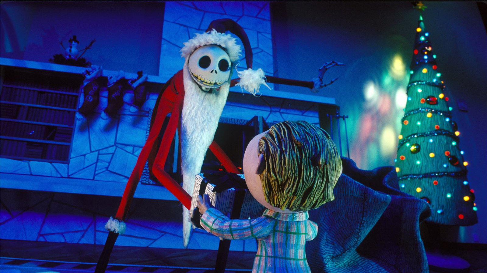 A Very Tim Burton Christmas 3