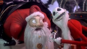 A Very Tim Burton Christmas