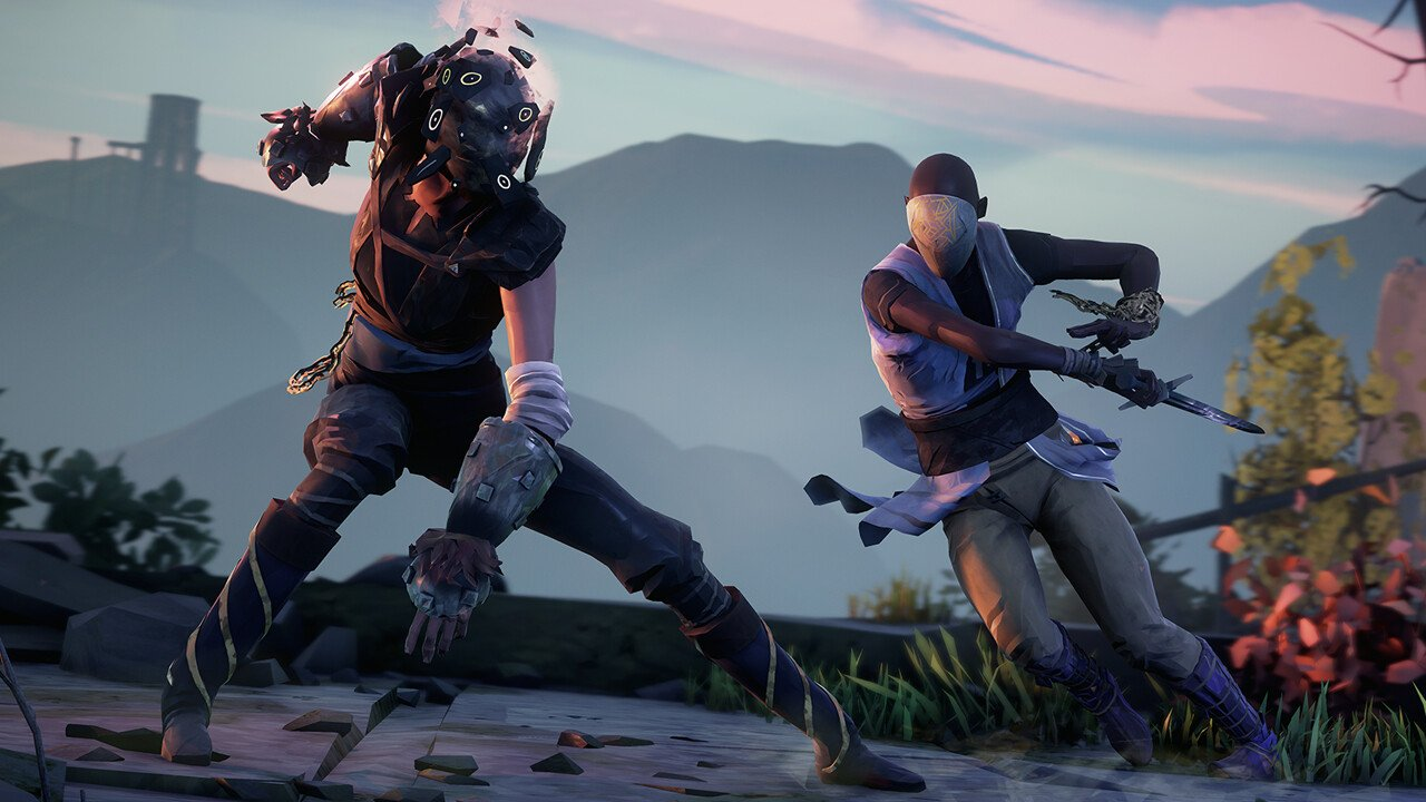 Absolver: A Solitary RPG Experience