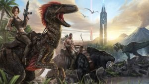 Jurassic Ark: An Ark: Survival Evolved Preview