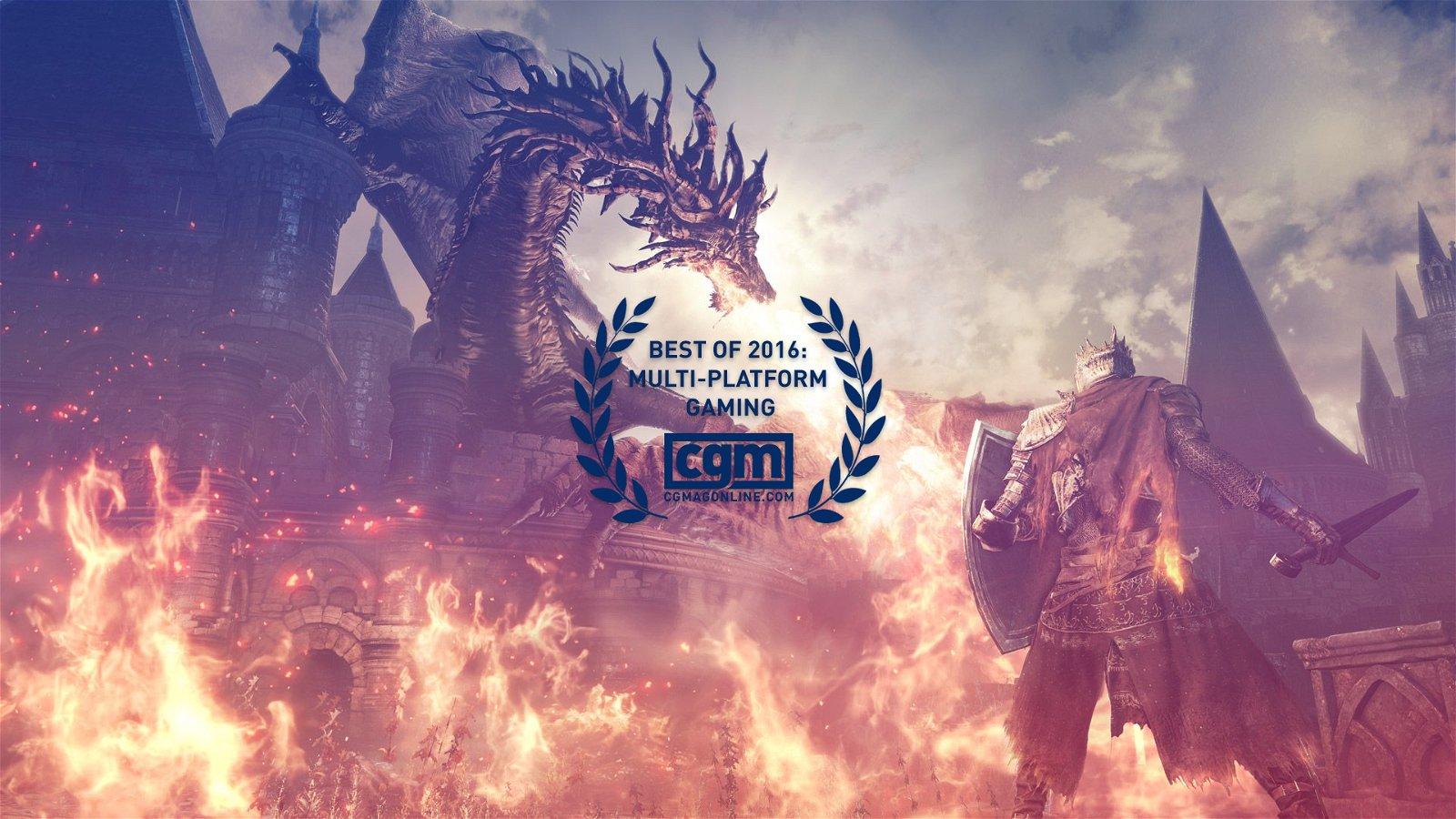 Best of 2016: Multi-Platform Gaming