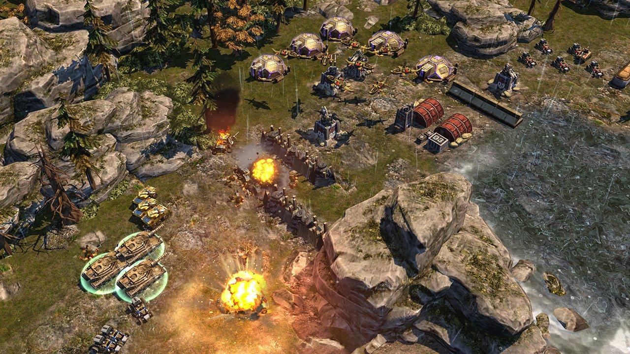 C&C Creator's War Commander: Rogue Assault Available Now
