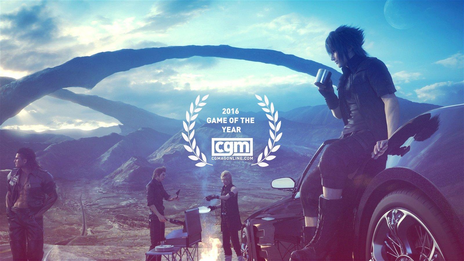 CGMagazine's Game of the Year 2016 - Final Fantasy XV 2