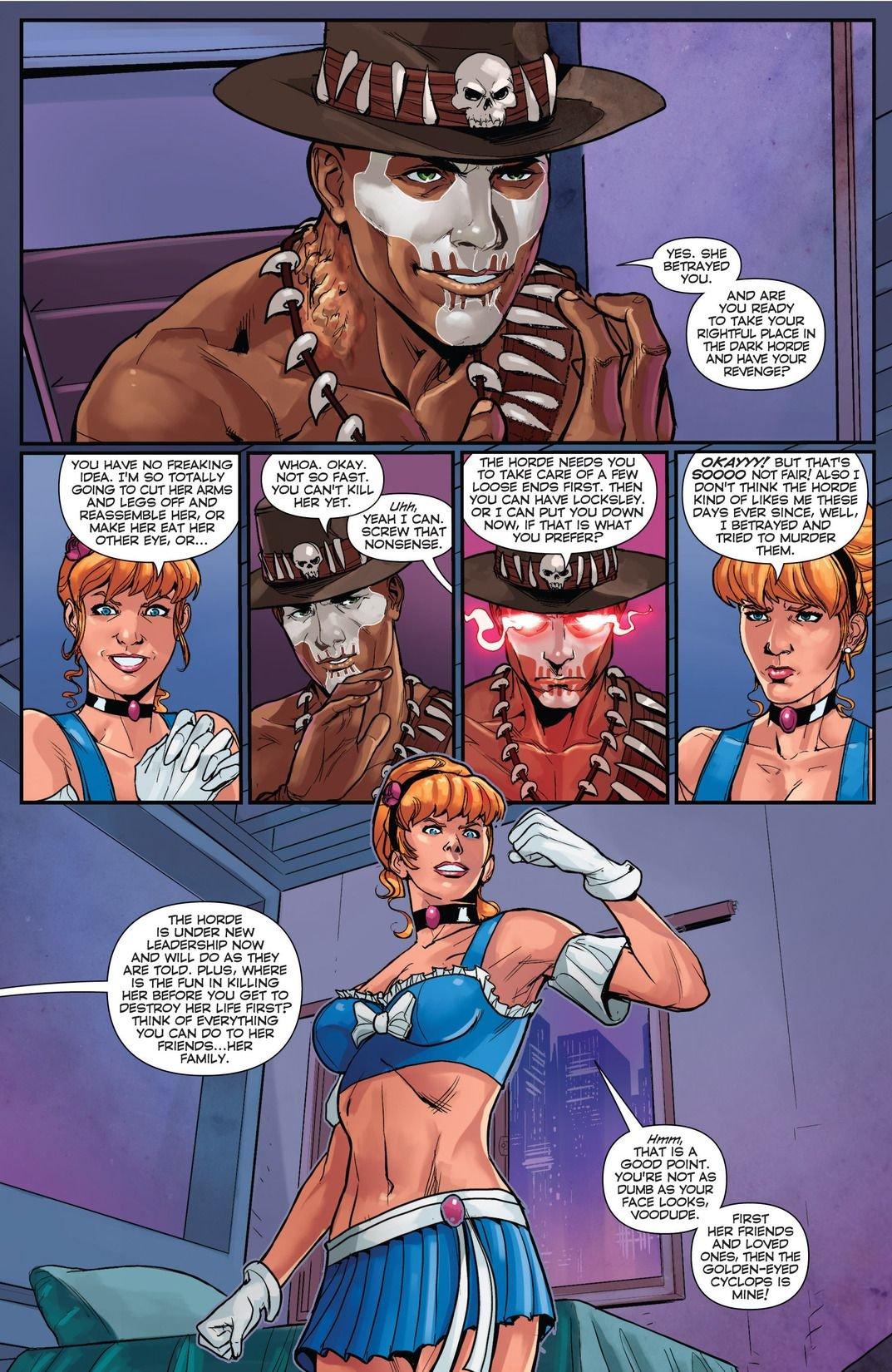 Cinderella Serial Killer Princess #1 (Comic) Review 4