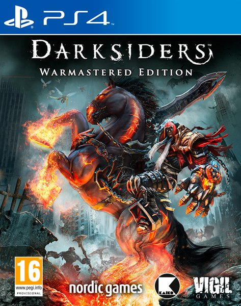 Darksiders: Warmastered Edition (PS4) Review 2