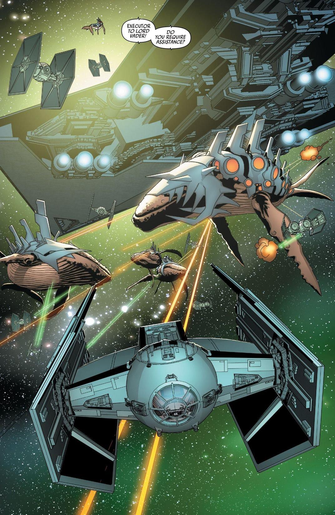 Darth Vader #1-25 (Comic) Review 3