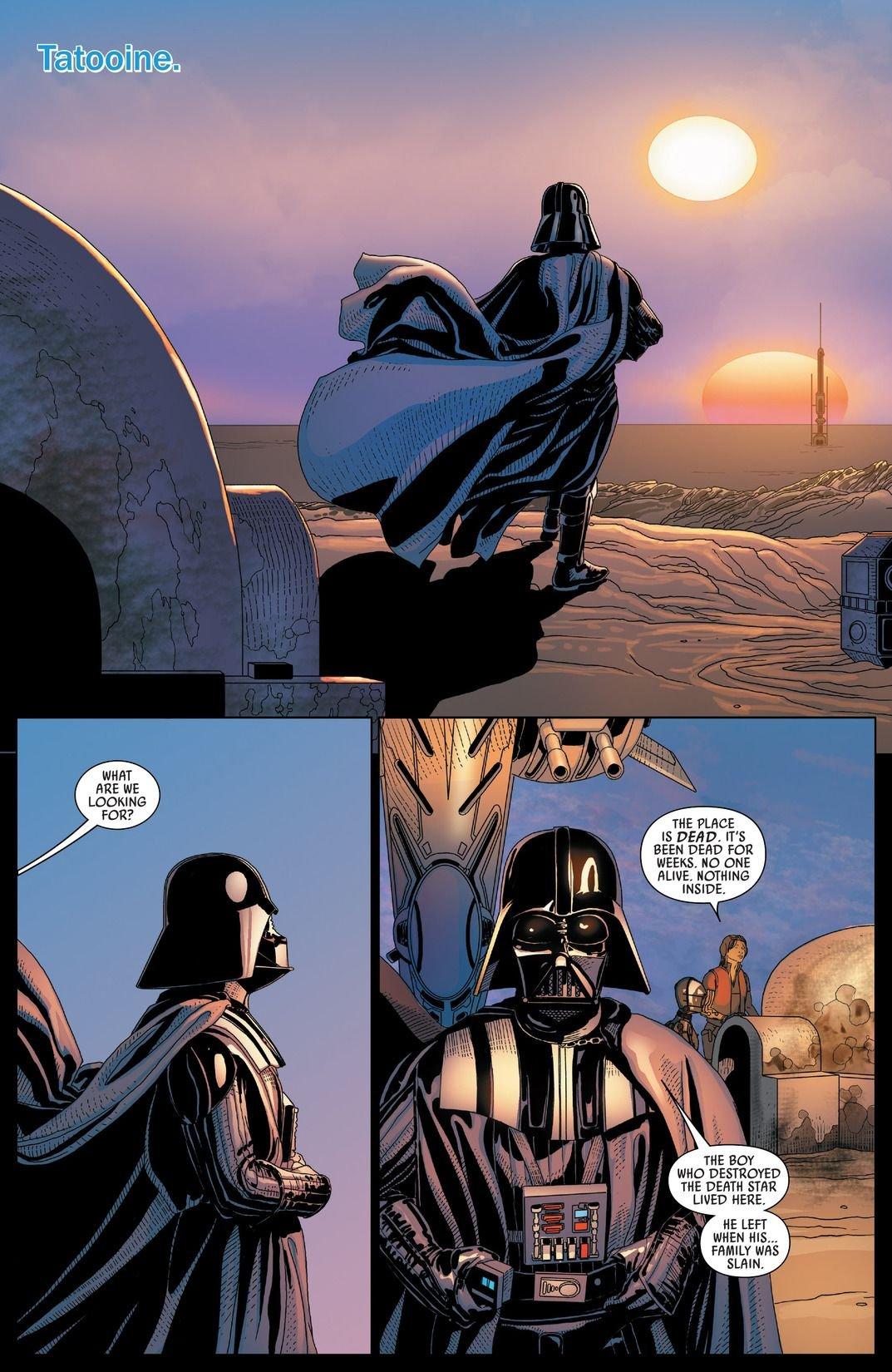 Darth Vader #1-25 (Comic) Review 4