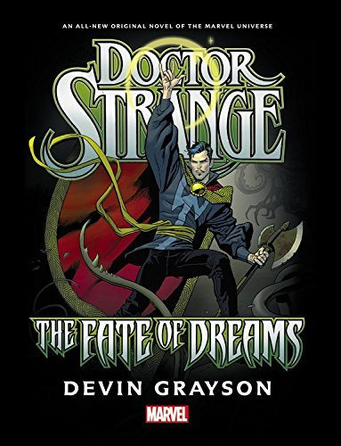 Doctor Strange: The Fate of Dreams (Book) Review 1