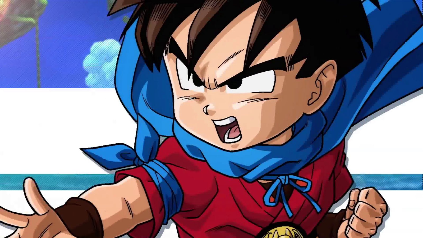 Dragon Ball Fusions (3DS) Review 2