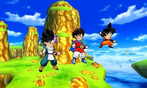 Dragon Ball Fusions (3Ds) Review 7