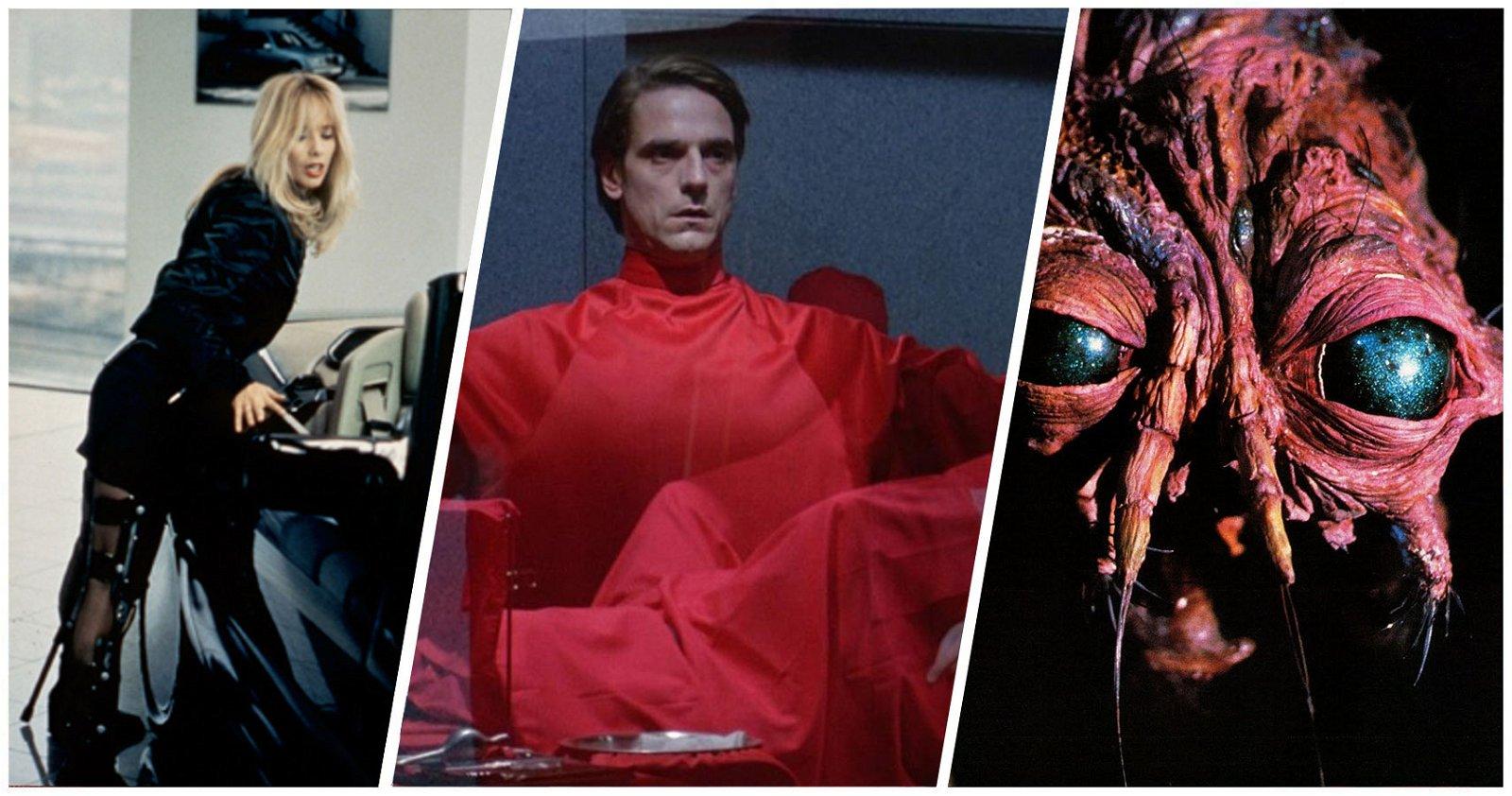 The Top Ten David Cronenberg Movies