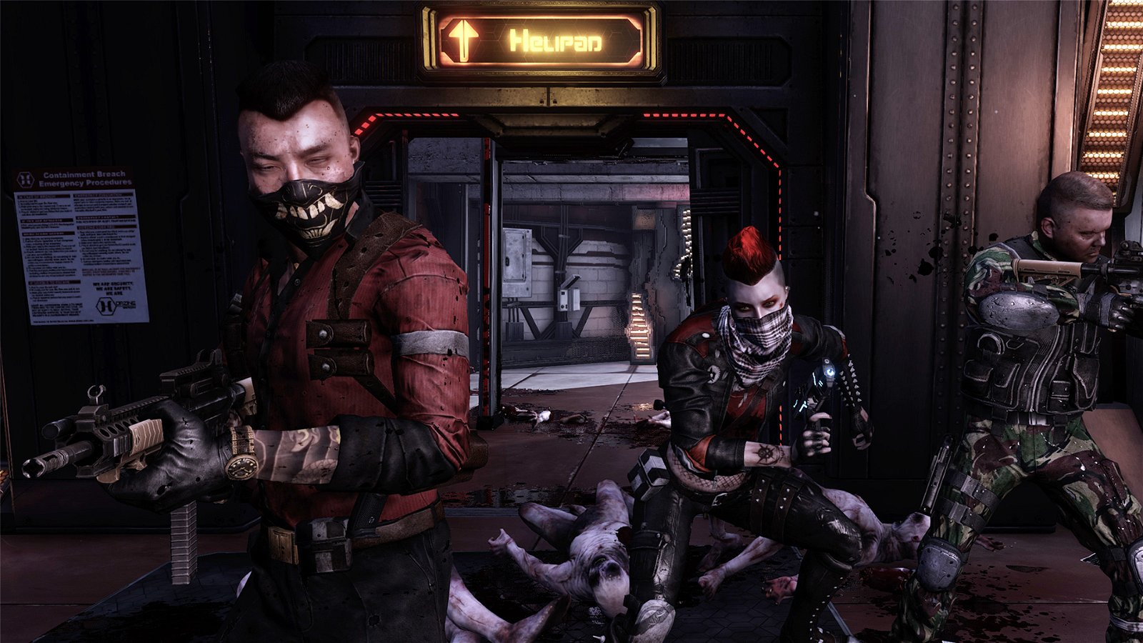 Review Tripwire Interactive S Killing Floor 2