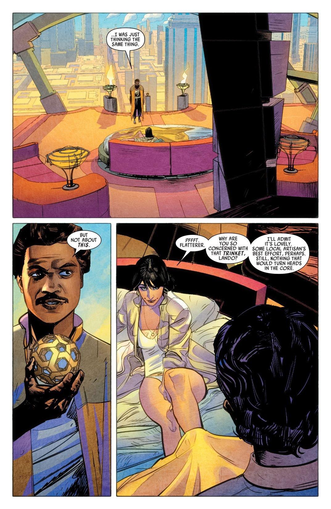 Lando #1-5 (Comic) Review 4