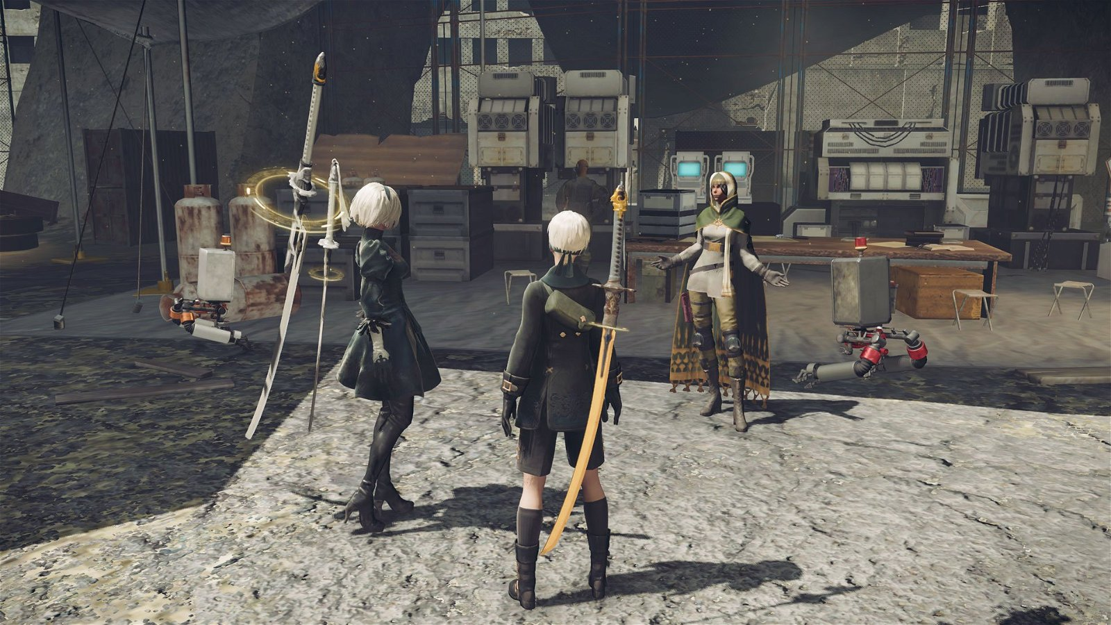 Nier: Automata: New And Improved! 9
