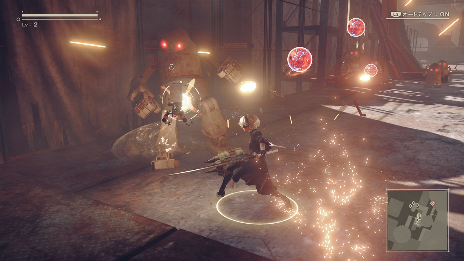 Nier: Automata: New And Improved! 7