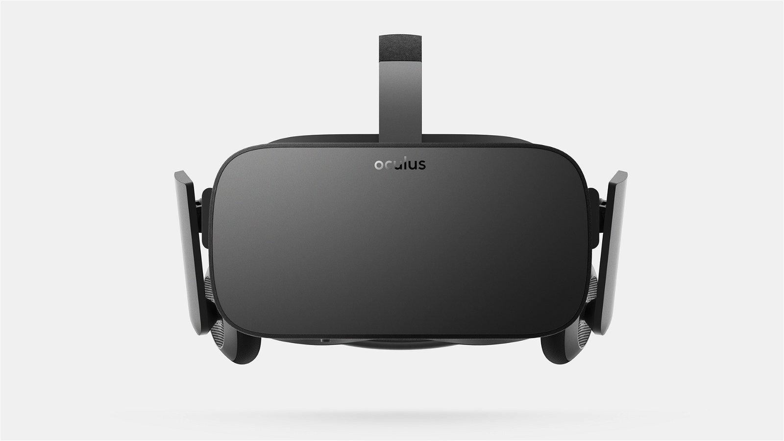 Oculus Rift (Hardware) Review 3