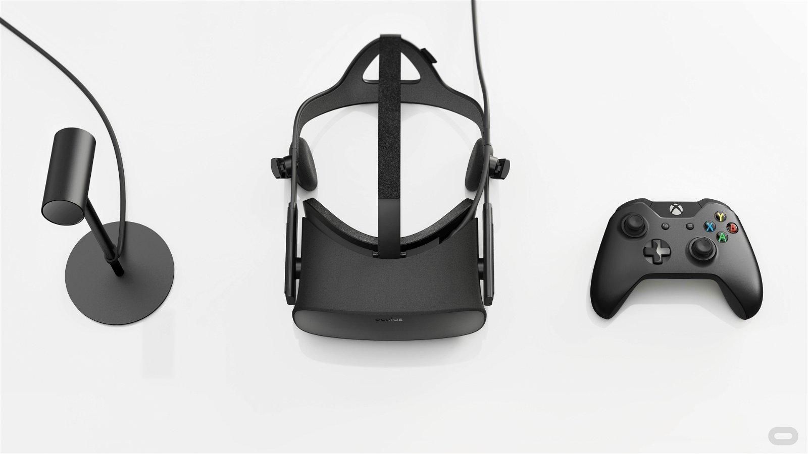 Oculus Rift (Hardware) Review 4