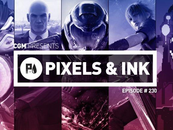 Pixels & Ink #230 - GOTY 2016 2