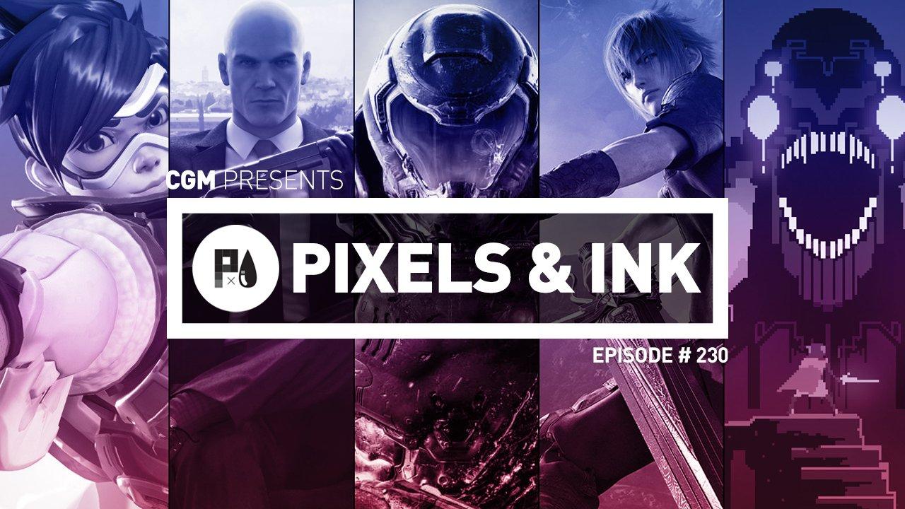 Pixels & Ink #230 - GOTY 2016 3