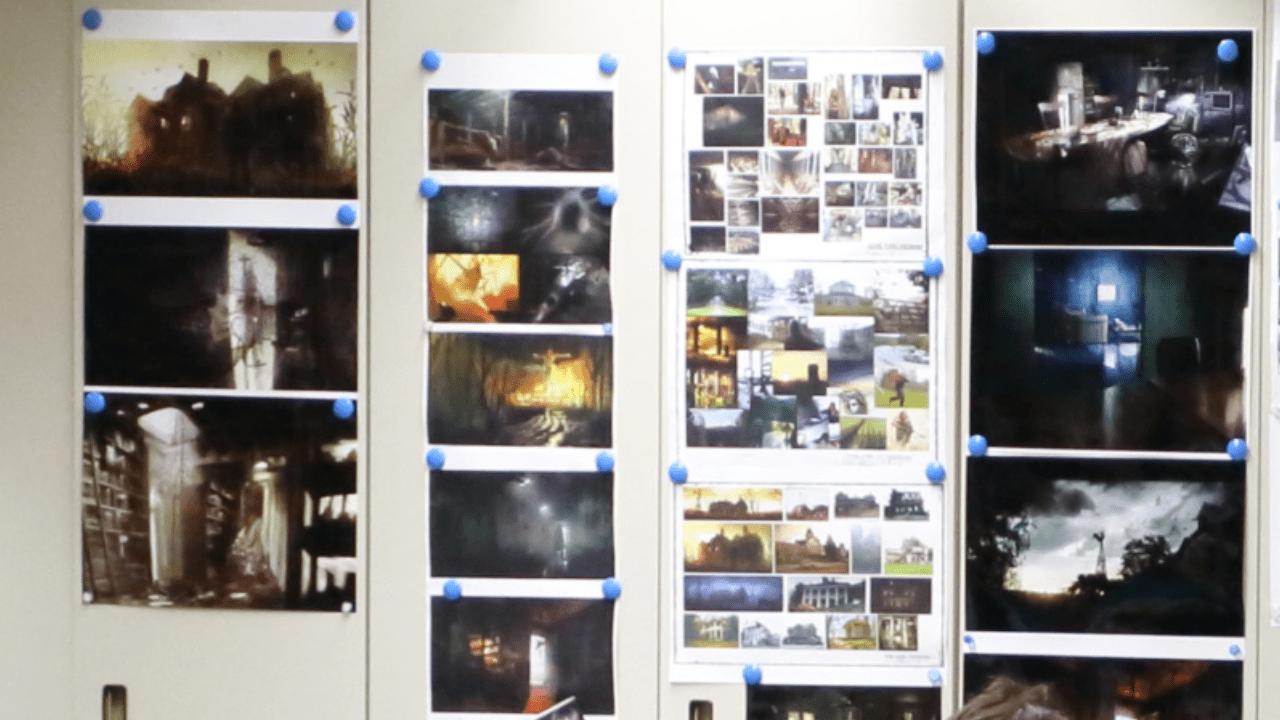 Resident Evil Vii Concept Art Reveals Upcoming Horrors