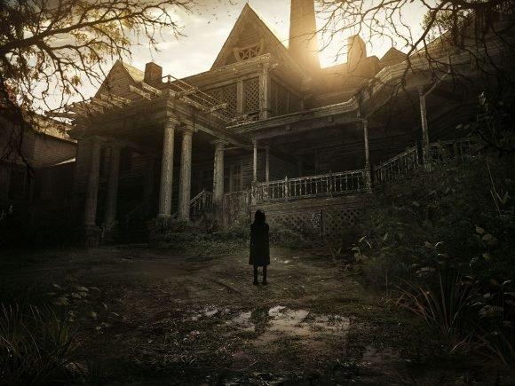 Resident Evil VII Concept Art Reveals Upcoming Horrors 1