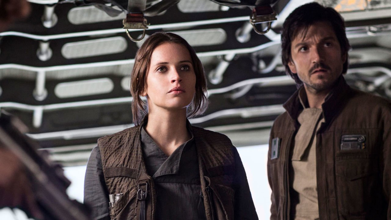 Rogue One: A Star Wars Story (Movie) Review 2