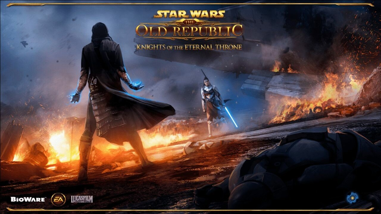 Rule the Galaxy With Star Wars: The Old Republic – Knights of the Eternal Throne, Available Now Worldwide