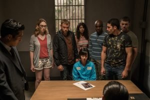 Sense8 Getting Christmas Special, Season Two in 2017 2