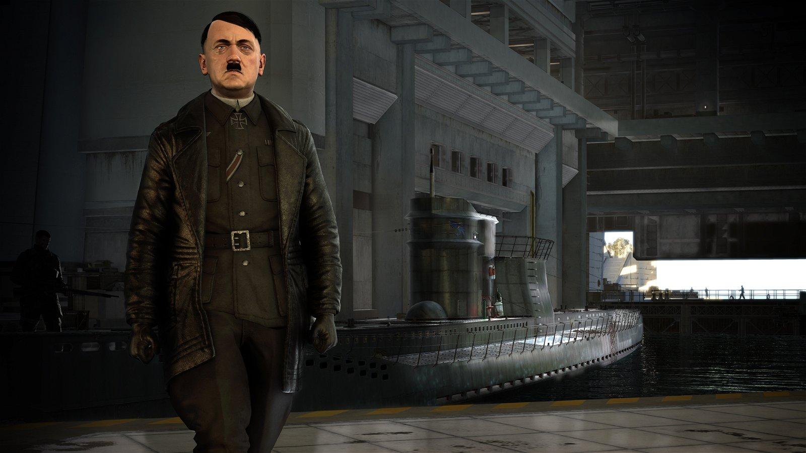 Sniper Elite 4 Has Target: Führer Mission Revealed
