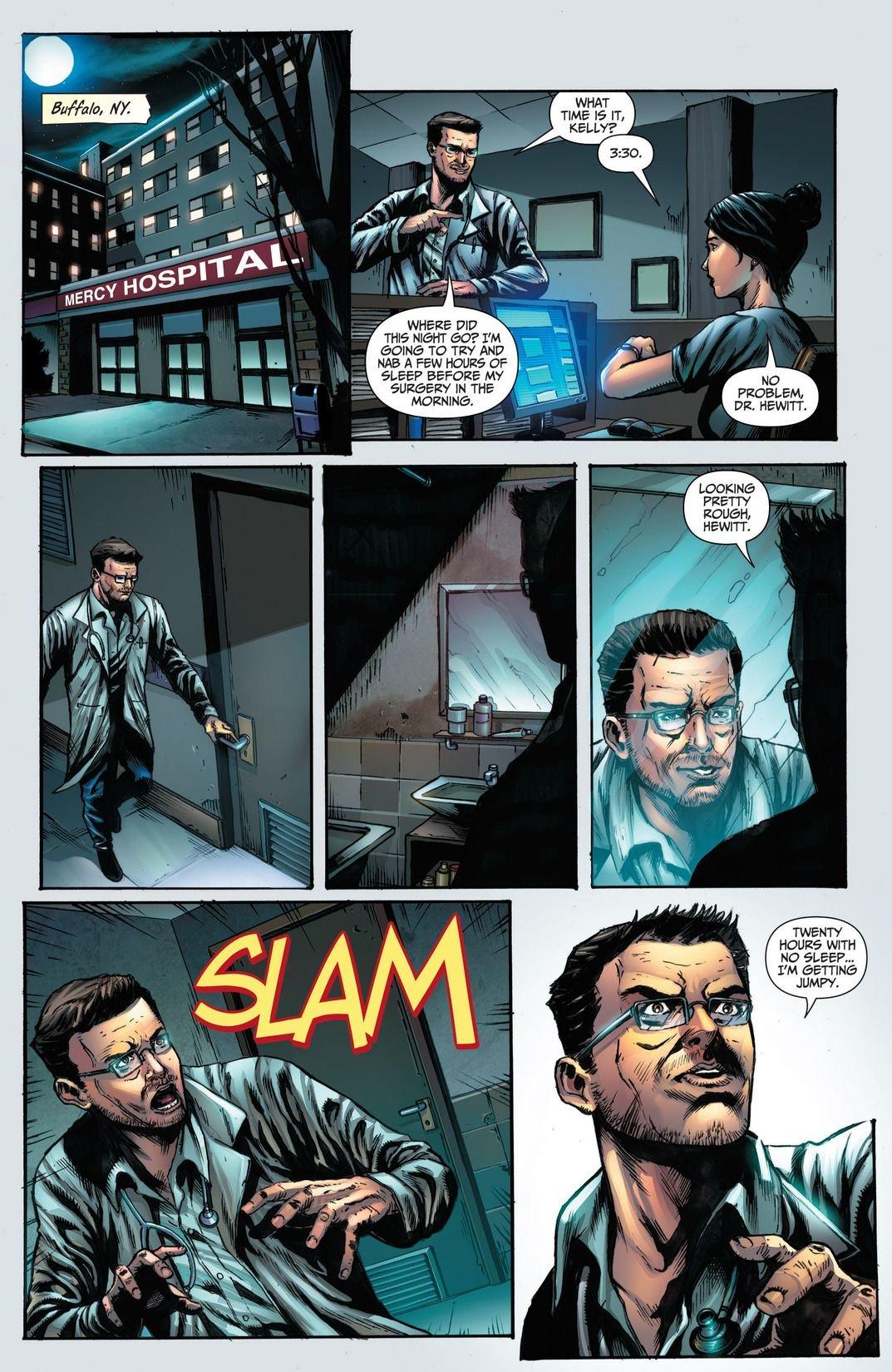 Spirit Hunters #1 (Comic) Review 3