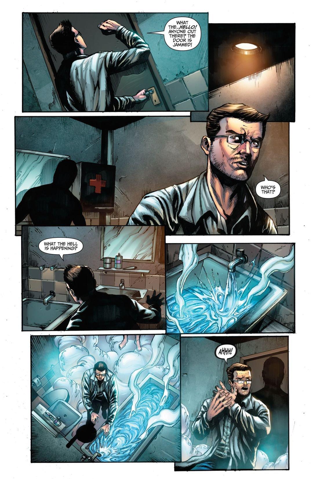 Spirit Hunters #1 (Comic) Review 4