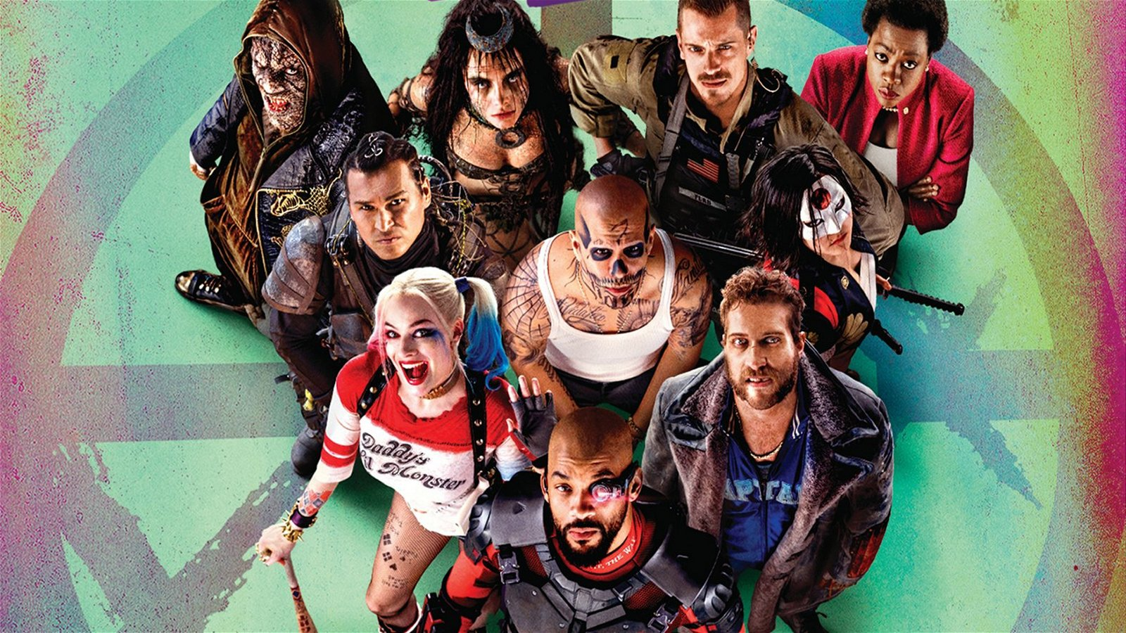 Suicide Squad Blu-ray Giveaway 2