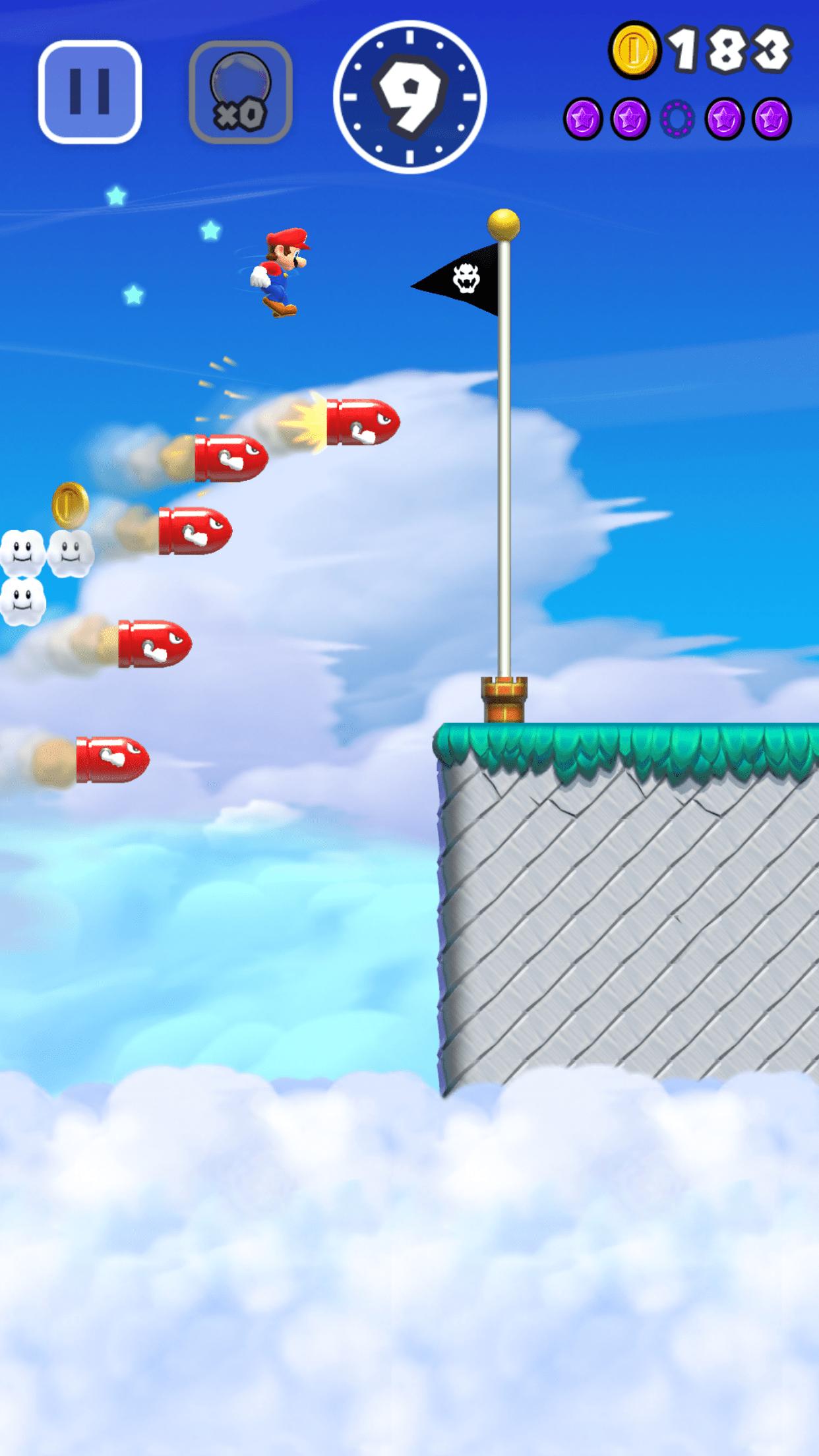 Super Mario Run (Iphone) Review 3