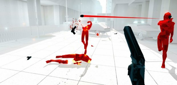 Superhot VR (Oculus Rift) review 3