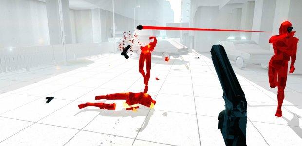 Superhot Vr (Oculus Rift) Review 3