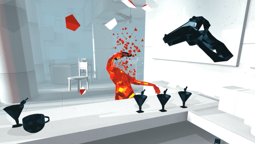 Superhot VR (Oculus Rift) review 4