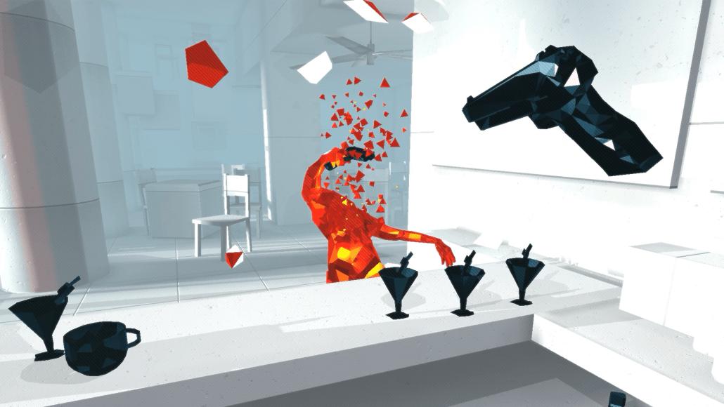 Superhot Vr (Oculus Rift) Review 4